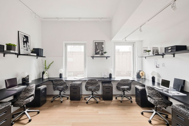 Home Office Design Ideas From The New Work Proje