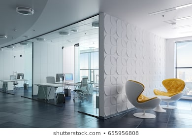 Modern Office Interior Images, Stock Photos & Vectors | Shuttersto