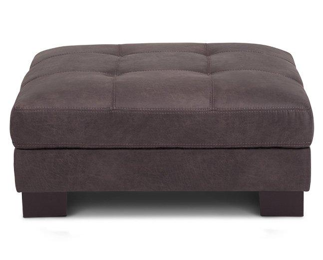 Polaris Square Storage Ottoman - Furniture R