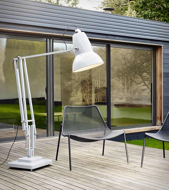 Giant Outdoor Lamps | Outdoor floor lamps, Anglepoise, Outdoor .