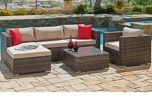 Outdoor Lounge Furniture: Amazon.c