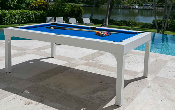 Modern Pool Tables | R&R Outdoors: Outdoor Pool Tabl