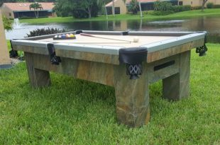 Artisan Outdoor 7' or 8' Table | Billiards N Mo