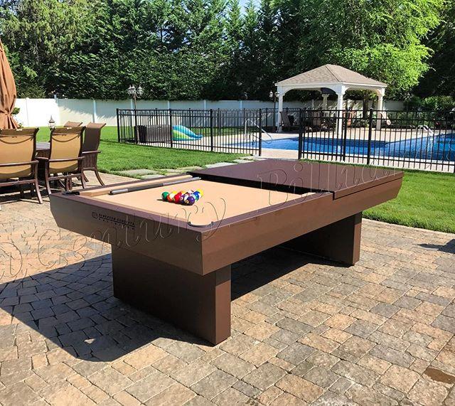 Outdoor Pool Tables | Long Island, New York | Century Billiar