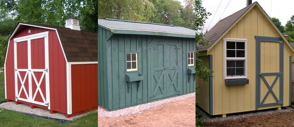 Outdoor Storage Sheds | Pittsburgh & West PA | Yoder's Backyard .