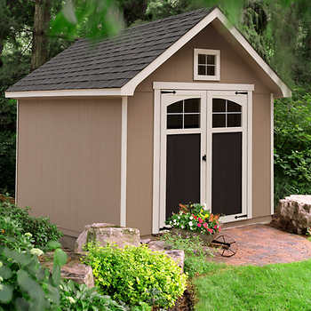 Outdoor Storage Sheds & Barns | Cost