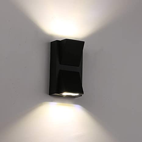 Pathson LED Wall Light, Outdoor Wall Sconce Waterproof Porch .