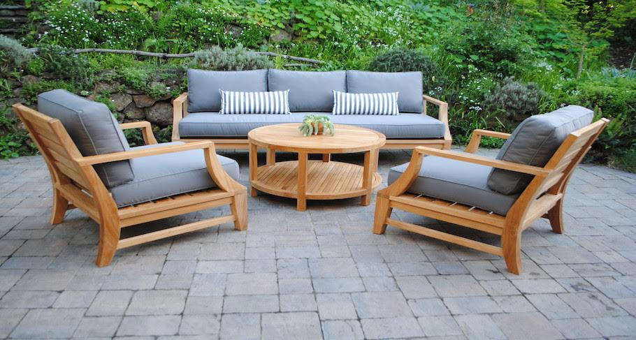 Teak Outdoor Patio Furniture - Paradise Te