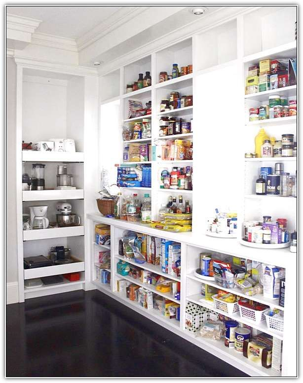 Pantry Organizer Systems Ikea | Pantry layout, Pantry design .