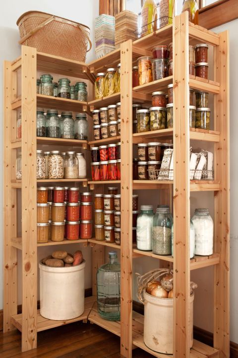 Get Your Pantry Organized This Year with These Genius Tips .
