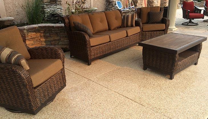 Patio Floor Coating | Garage Floor Coating | Penntek Coatin