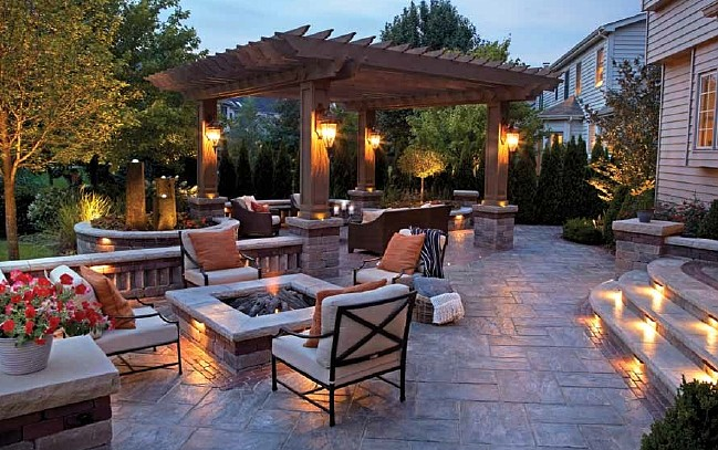 outdoor-patio-lighting | Lucia Lighting & Desi