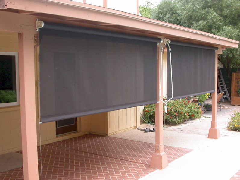 patio shades