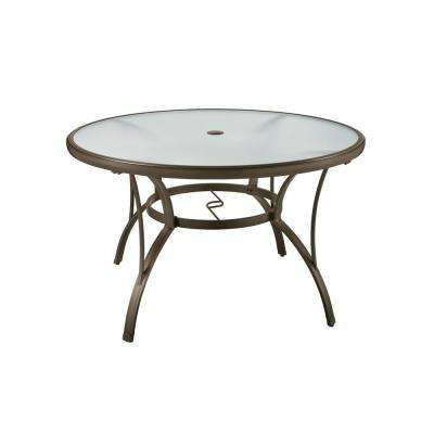 Round - Industrial - Patio Tables - Patio Furniture - The Home Dep