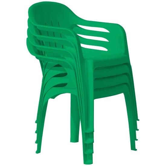 "Selva"" Plastic Chair buy at Sport-Thieme.c"
