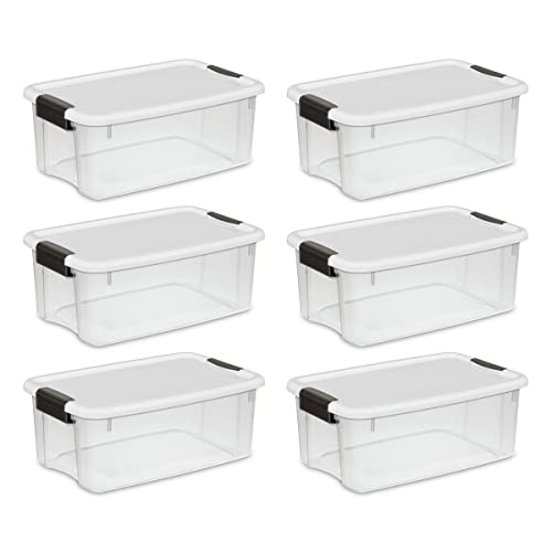 Plastic Storage Containers with Lids: Amazon.c