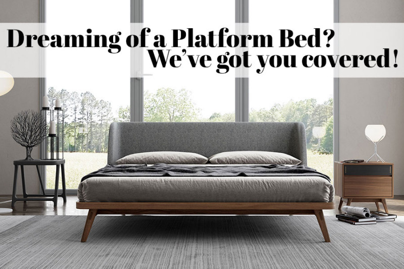 The 15 Best Modern Platform Beds for 2019 | Modern Di