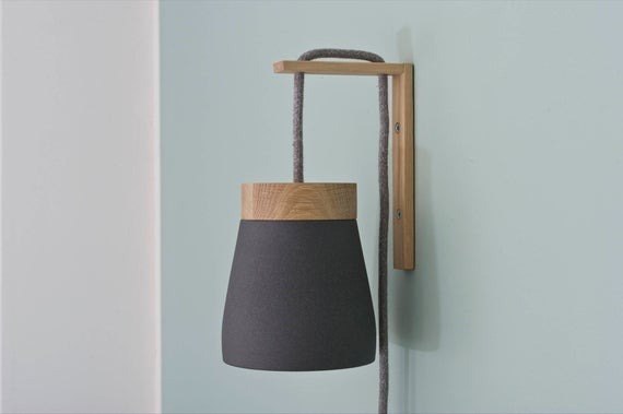 Plug in wall sconce | Et