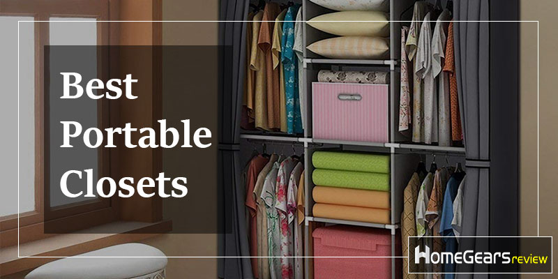 Top 10 Best Portable Closets 2020- Durable & Spacious Featured .