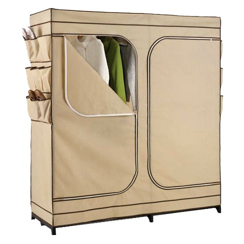 "60"" Double Door Portable Storage Closet : Targ"