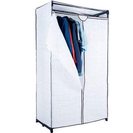 Trademark Home Portable Closet, White - Walmart.com - Walmart.c