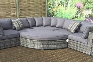 Use Rattan Outdoor Furniture for your Deck - Decorifus