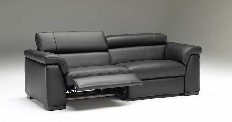 Top 10 Leather Reclining Sofas Reviewed in 20
