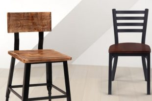 Restaurant Chairs for Sale: Wood & Metal Commercial Seati