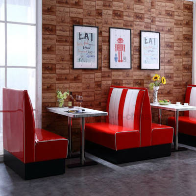 China Retro American Diner Table Chairs Diner Table Chairs .