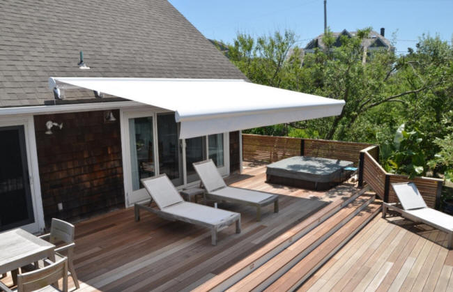 Retractable Awnings | Pittsburgh PA | Deck King U