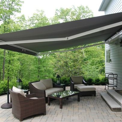 Retractable Awning for different weathers. | Outdoor awnings, Pat