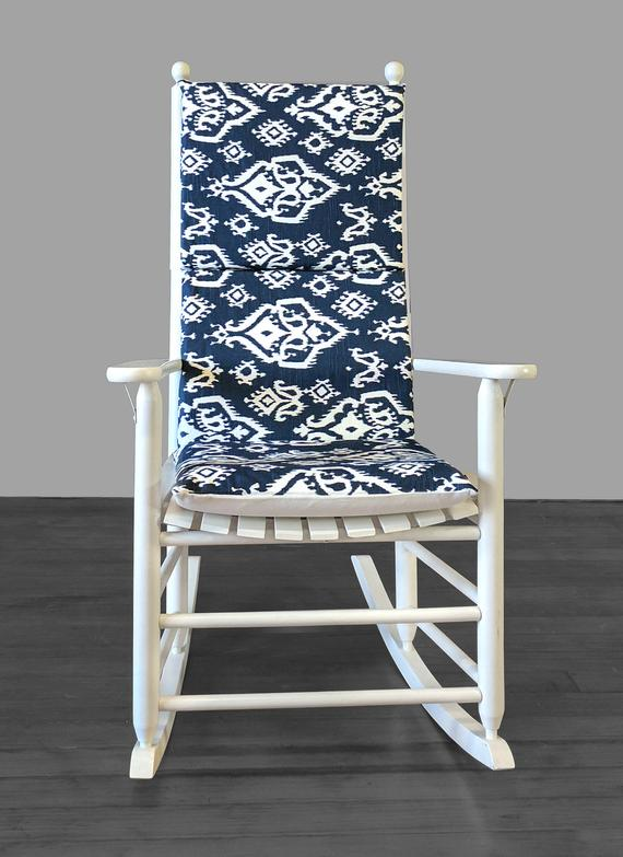 Indian Style Rocking Chair Cushion | Et