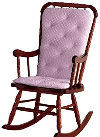 Amazon.com: aBaby Heavenly Soft Adult Rocking Chair Cushion, Pink .