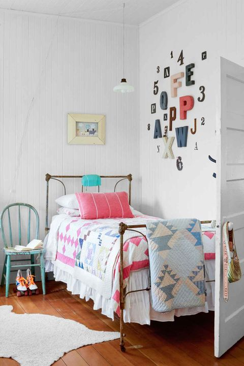 12 Fun Girl's Bedroom Decor Ideas - Cute Room Decorating for Gir