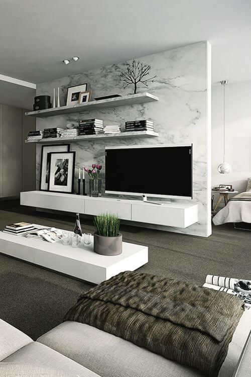 21 Modern Living Room Decorating Ideas | Living room modern .