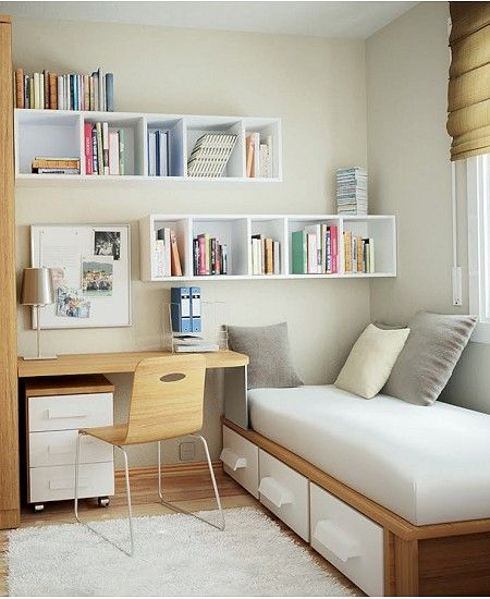 Smart space: Small room decor ideas for when you're short on space .