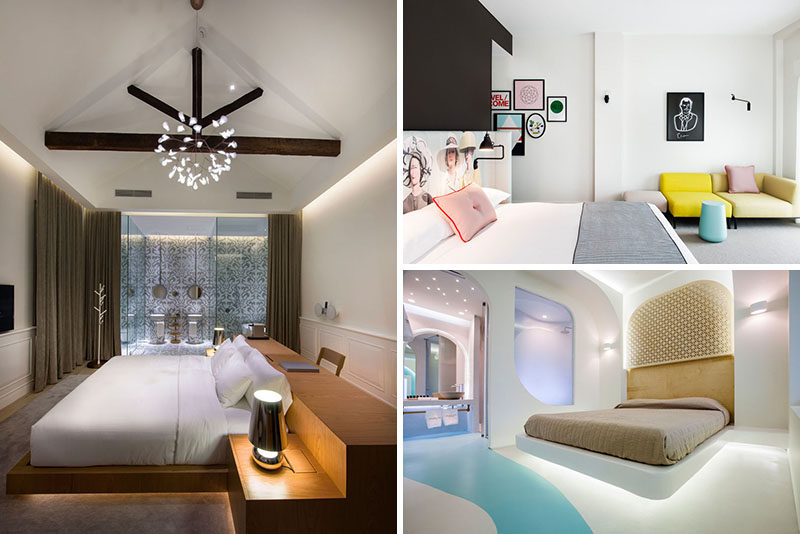 10 Hotel Room Design Ideas To Use In Your Own Bedro