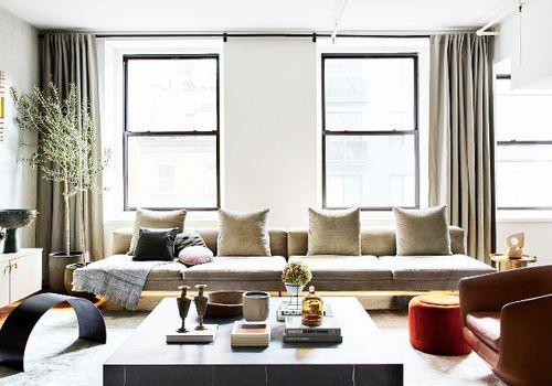 20 Luxe Living Room Design Ide