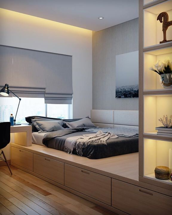 Japanese interior design with a touch of minimalism. | My Design .