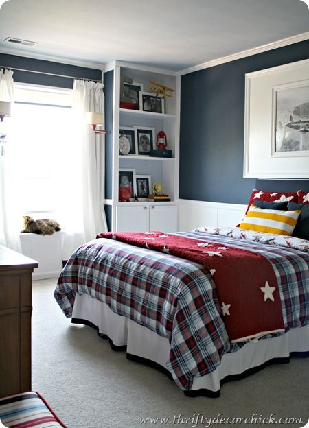 Our Home | Cool bedrooms for boys, Boys bedroom decor, Big boy .