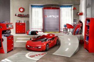 Racing Track Room For Boys ~ Dream Interior Dec