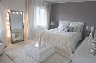 40 Gray Bedroom Ideas | Silver bedroom, Home bedroom, New ro