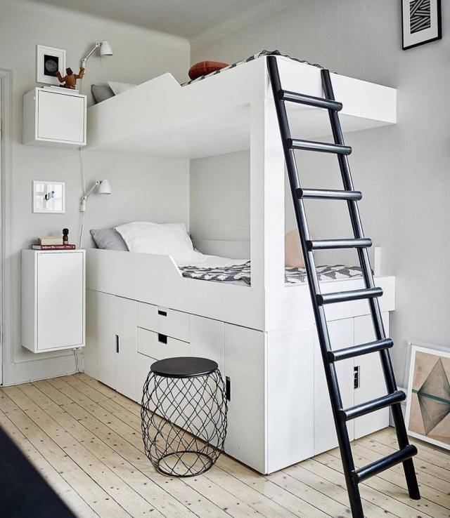 25 Ideas for Designing Shared Kids Rooms | Extra Space Stora