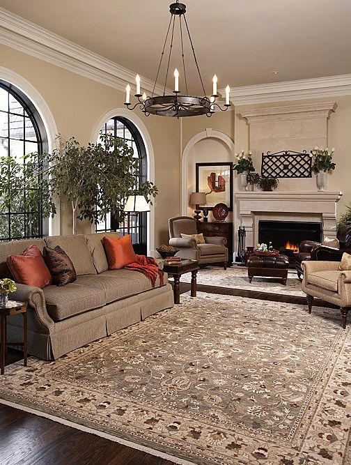 Area Rugs for Living Room | Living room area rugs, Rugs in living .