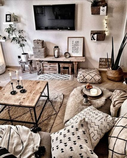 10 Rustic Home Decor Ideas to Present a Rural Ambience in the City .