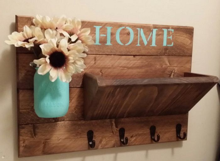 Cheap And Easy Diy Rustic Home Decor 23 | Cheap home decor, Easy .