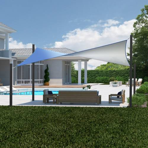 Shade Sails - Find the Perfect Outdoor Shade | Coolar