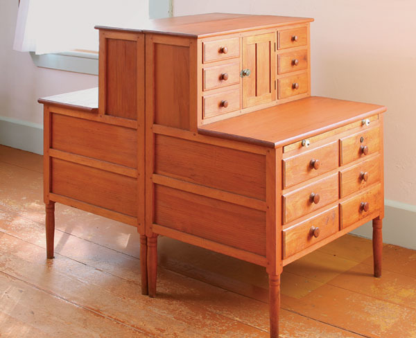 Shaker Furniture Plans - FineWoodworki