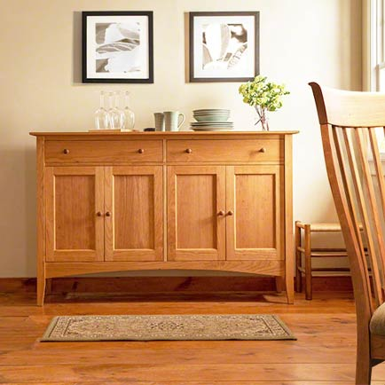 Shaker Furniture 101: Everything You Need to Know - Vermont Woods .