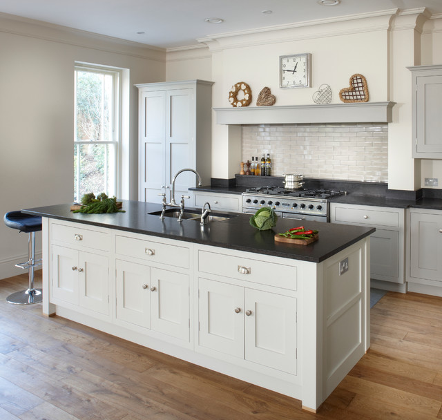 Esher Grey Shaker Kitchen - Transitional - Kitchen - London - by .